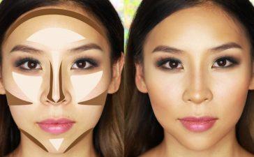 الطريقة المثالية لرسم كونتور الوجه باحتراف