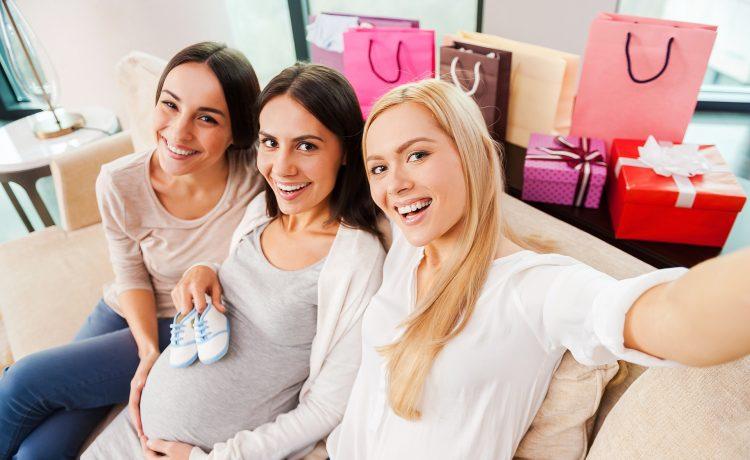 حياتك الاجتماعية أثناء الحمل