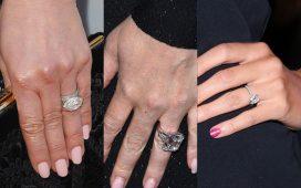 من يمتلك خاتم الخطوبة الأروع بين المشاهير