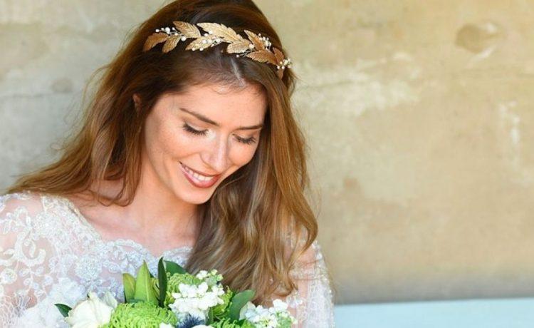أكثر من 40 إكسسوار لشعر العروس في حفل الزفاف