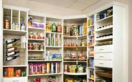 حيل مبتكرة لتنظيم وحدات التخزين في المطبخ بشكل عملي