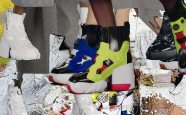 Maison Margiela و Reebok يكشفان عن مجموعتهما الجديدة للأحذية الرياضية