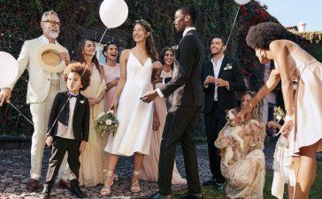 فساتين زفاف H&M حتى تكوني عروسا أكثر أناقة وتميزا