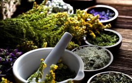 الأعشاب للقضاء على الدهون