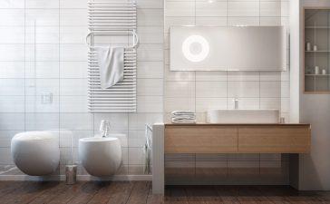 4 نصائح عملية لديكورات الحمامات الضيقة