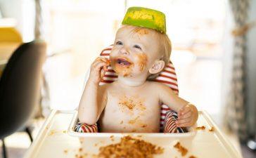 تغذية الأطفال الرضع