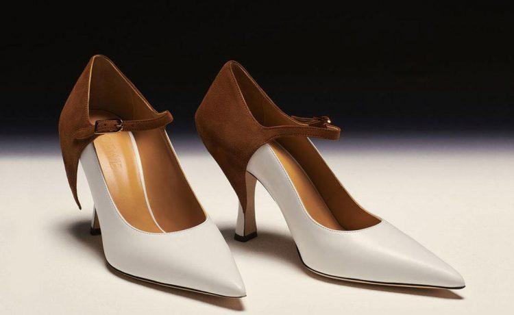 موديلات أحذية مدببة بتصاميم راقية