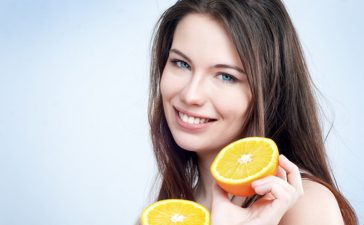 ريجيم البرتقال والبيض