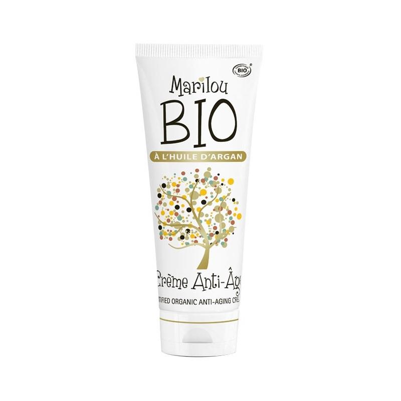 Crème de nuit à l'huile d'argan de Marilou Bio