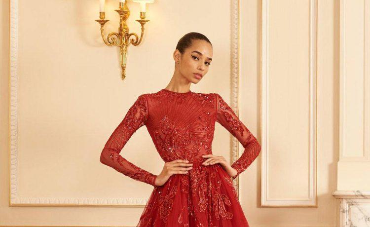 تألقي بأزياء باللون الأحمر في عيد الحب