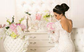 أجمل فساتين الزفاف لربيع وصيف 2021