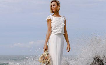 أطقم الزفاف من اتجاهات الموضة الدارجة التي عليك اختيارها هذا الصيف