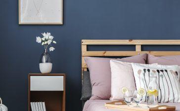 أفكار عصرية ومختلفة لإعادة طلاء غرفة النوم بطرق رائعة وجذابة