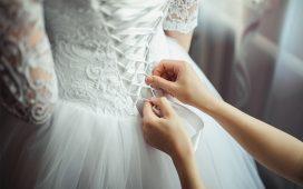 فساتين زفاف بلمسات عربية فاخرة لعروس حواء هذه الصائفة