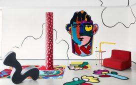 إليك هذه التشكيلة من السجادات برسومات غرافيكية فنية وراقية
