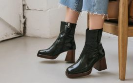 إليك أفضل موديلات الأحذية التي عليك اختيارها هذا الشتاء