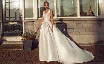 أجمل فساتين الزفاف، أجمل فساتين العروس، أحدث موضة فساتين زفاف، تصاميم فساتين سهرة، فساتين الزفاف